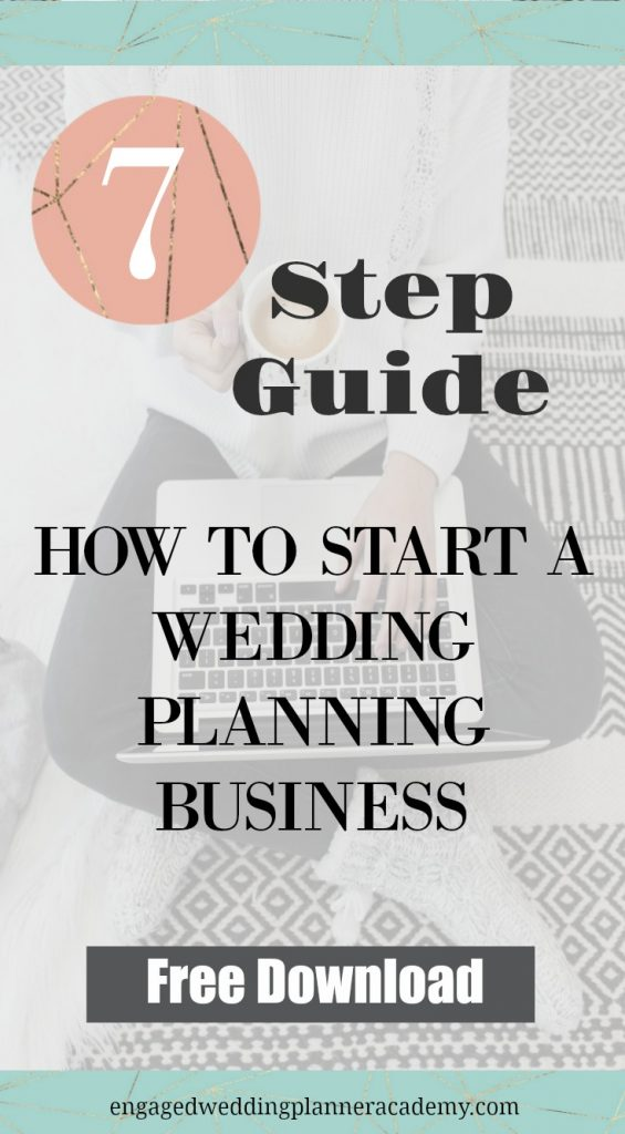Wondering how to start a wedding planning business? Learn what you need to know before you begin with these 7 simple steps. become a wedding coordinator, Become a Wedding Planner, Event Planning Tips, How to Start a Wedding Planning Business, Start a Wedding Planning Business in 7 Simple Steps, wedding planning 101, Wedding Planning Business, Wedding Planning Courses, Wedding Planning Tips