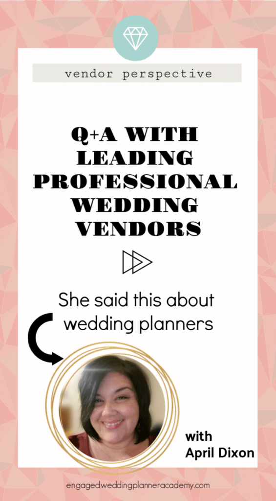 Learn how to work on a wedding team. April explains the bakers role when planning a wedding and how their day-of management should be considered. Bonne Vie Specialty Custom Cakes and Desserts, how to become a wedding planner, month of planning course, Tips for wedding planners, vendor partnerships, Vendor Perspective, Wedding Planner Career, Wedding planner course, Wedding Vendor Advice, Wedding vendor roles, wedding vendor team