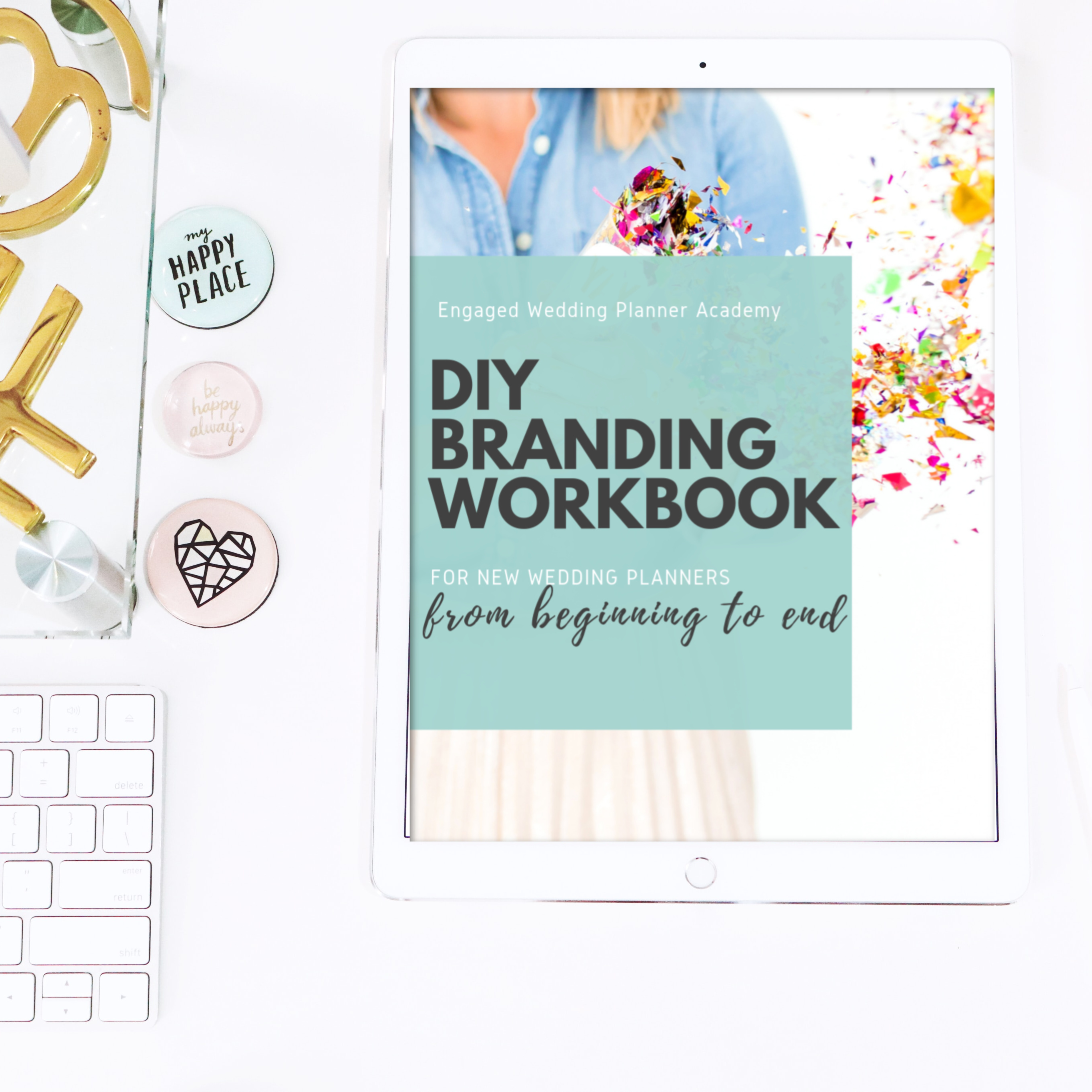 diy branding workbook
