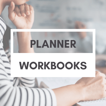 Wedding Planner Workbooks