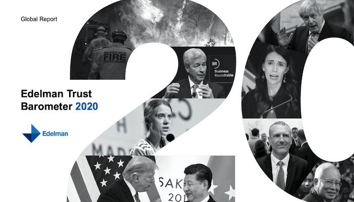 edelman 2020 trust barometer