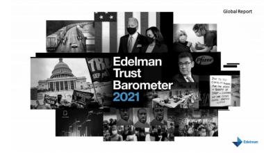 edelman 2021 trust barometer