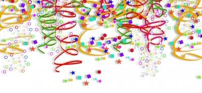 confetti celebration tax free perks