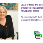 Leap of faith: the evolution of employee engagement at Reach newspaper group
