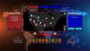 Denial of Service Simulation