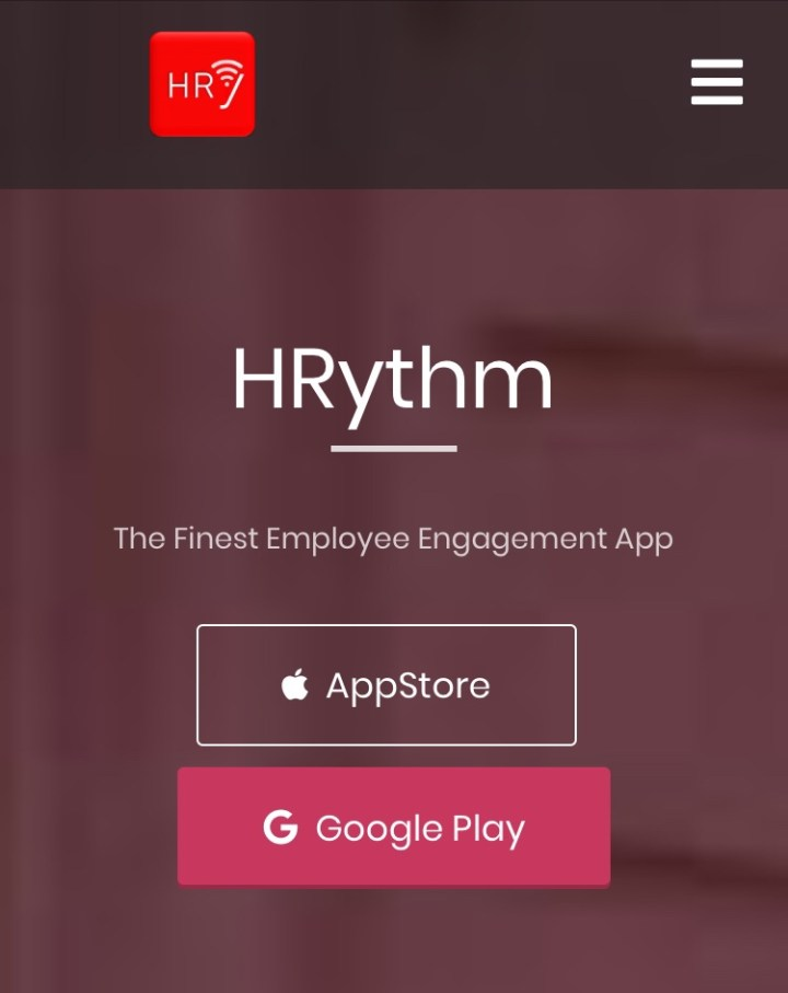 HRythm App: Employee Engagement At Scale