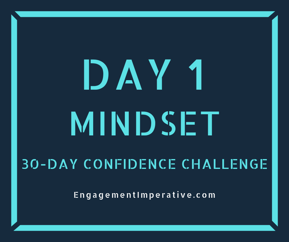 Day 1: Make A List to Confidence