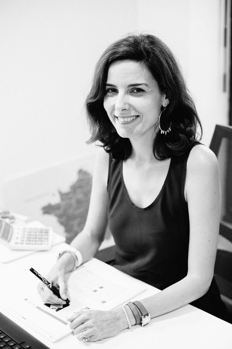 Nathalie Dinis Clemenceau, Directrice générale adjointe en charge du Commerce