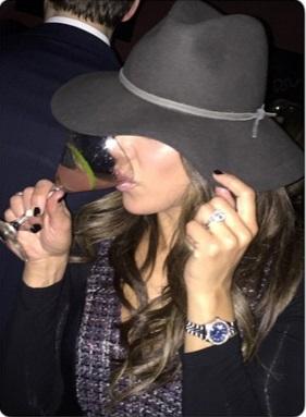 Melissa Gorga Wedding Ring : melissa, gorga, wedding, Melissa, Marco's, Carat, Round, Diamond