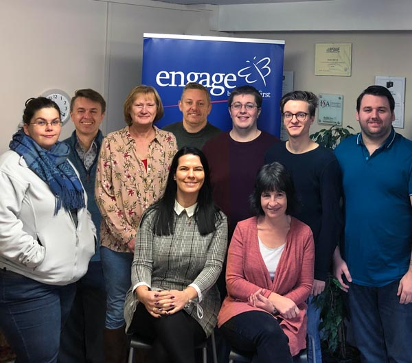 Nine more staff join the Engage team   Engage School MIS