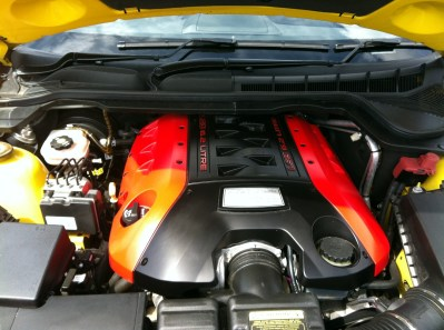 6.2 litre V8. Can you tell what it is yet?