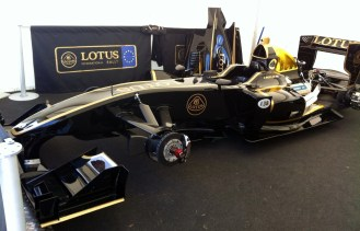 Lotus Cosworth Type 125. Ultimate track-day toy? Essentially an F1 car for private buyers to play with.