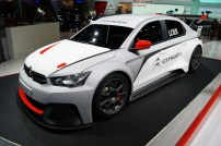 Sebastien Loeb's ride for the World Touring Car Championship next year.