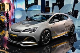 Vauxhall/Opel Astra Extreme could see production