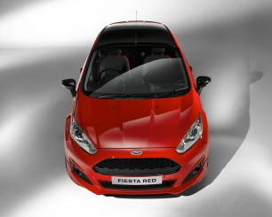 2014 Ford Fiesta Zetec S Red Edition 01