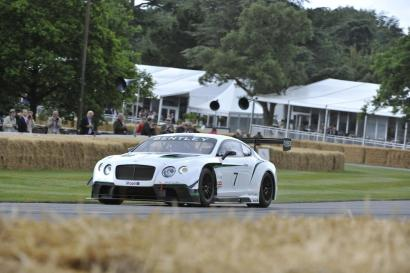 Bentley's very new Continental GT3-R