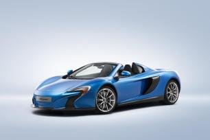 2014 Pebble Beach McLaren MSO 650S 002