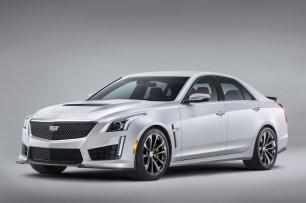 2016 Cadillac CTS-V 005