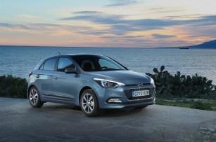 2015 Hyundai i20 5-Door 001