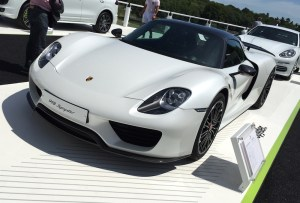 2015 Goodwood FOS Porsche 918 Spyder