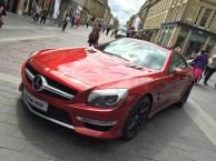 2015 NE1 Motor Show Mercedes-Benz SLK AMG