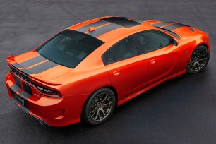 2016 Dodge Charger SRT Go Mango