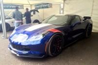 2016 Goodwood FoS 2017 Chevrolet C7 Corvette Grand Sport