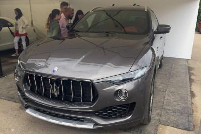 2016 Goodwood FoS Maserati Levante