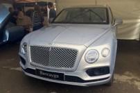 2016 Goodwood FoS Bentley Bentayga
