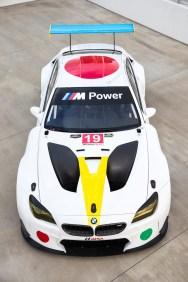 John Baldessari BMW M6 GTLM Art Car #19.