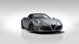 Alfa Romeo Stromboli Grey