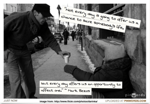 Mark Bezos quote