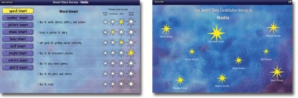 from: North Star Smart Stars app by Fablevision