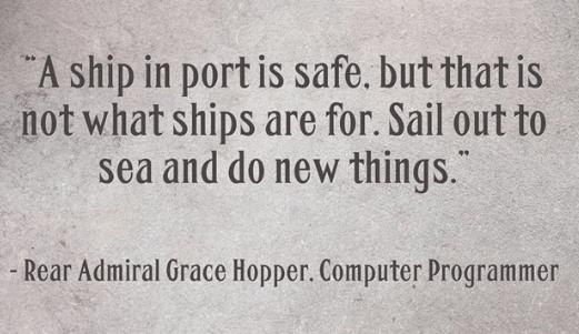 Grace Hopper Quote