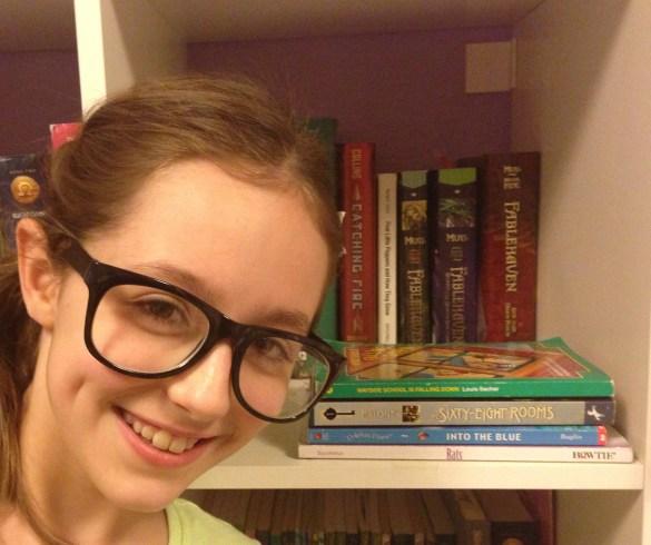 Sorted Books Shelfie