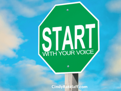 Start-with-Voice