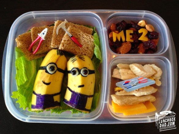 Click here to view the Lunchbox Dad blog!