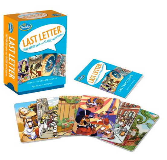 image from: Last Letter game on Amazon.com