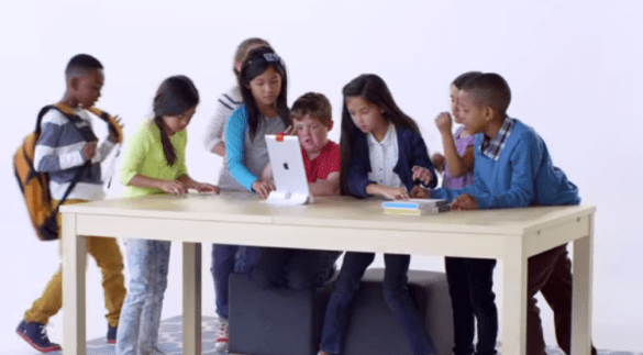 Screen Shot from PlayOsmo.com video