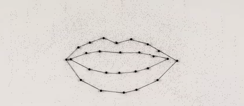 """Son Lux animated the video for """"Change is Everything"""" using pins and thread."""