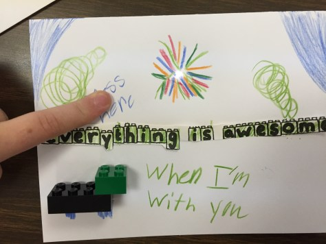 Minecraft Fathers Day Card