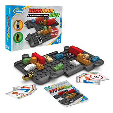 Rush Hour Shift by ThinkFun