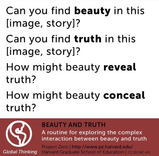 truth and beauty