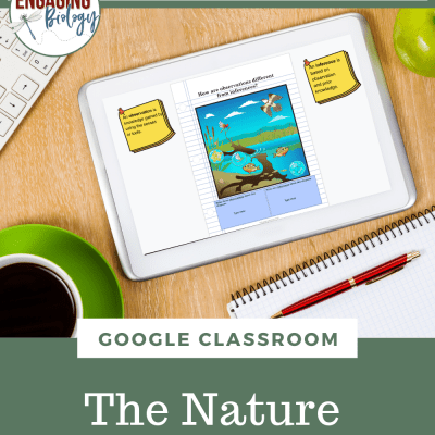 Digital Interactive Notebooks for Teaching Science