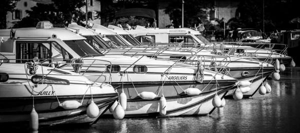 Le Somail, Languedoc