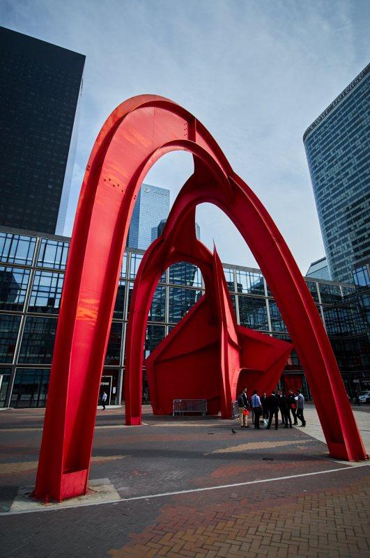 Paris, La Défense 2015