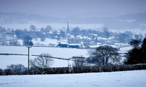 Winter Gloucestershire 2019