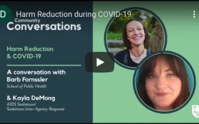 Harm Reduction & COVID-19