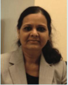 Engaging Mathematics Co-Principal Investigator Mangala Kothari