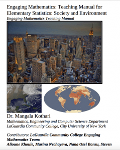 Elementary Statistics Society and Environment by Mangala Kothari